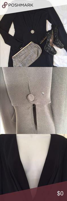 Add'tl pics ESCADA dress Please view all pics Escada Dresses Long Sleeve