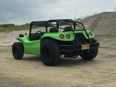 Green Street Legal Dune Buggy by Howard's Customs in NJ.