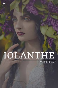 names girl unique names girl unique Iolanthe meaning Violet Flower Unique Girl Names, Baby Girl Names, Unique Names With Meaning, Fantasy Character Names, Aesthetic Names, Names Starting With A, Southern Baby Names, Goddess Names, Female Names