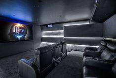 BNC Technology - Dunvegan House Home Cinema