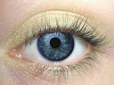 Lemongrass Eyeshadow - Mineral Makeup | Natural Mineral Cosmetics | Vegan + Cruelty Free | ORGLAMIX.COM