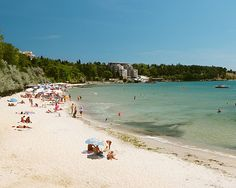 bulgaria golden coast - 2006 - our first holiday together! Republic Of Macedonia, I Love The Beach, Beautiful Forest, Sunny Beach, Black Sea, Bulgaria, Beautiful Beaches, Croatia, Dolores Park