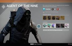 Destiny – Xur: Agent of the Nine October 31th Location and Items