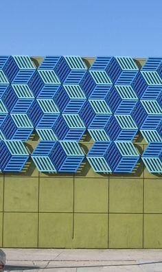 Metro Transit building - Los Angeles