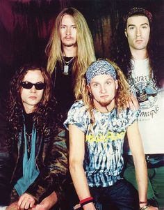 Alice in Chains 📷 Larry Marano I Love My Wife, My Love, Mike Inez, Mike Starr, Jerry Cantrell, Mad Season, Layne Staley, Alice In Chains, Rock Legends