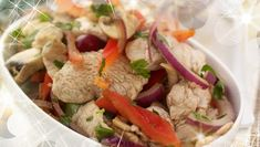 Five Spice Turkey Stir-fry. This is a quick and easy stir fry recipe that's full of flavour and a definite way to increase your vegetable intake, omit the Turkey for a vegetarian option.
