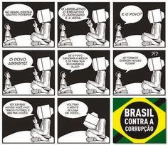 "História Real: O ""gigante"" está dormindo ou o imediatismo brasile..."