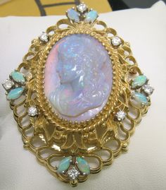 Opal...my birthstone...love it