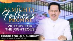 """""""The Almighty Father's Promise of Victory for the Righteous"""" by Pastor A. Spiritual Enlightenment, Spirituality, Son Of God, Apollo, Victorious, Blessings, Jesus Christ, Worship, Sons"""