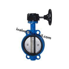 Heavy-Duty Concentric Butterfly Valve