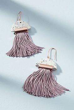 Gravit Tassel Earrings