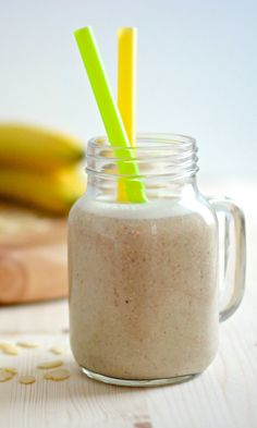 A quick, healthy, filling breakfast smoothie recipe – ideal for the morning rush. Can be served warm or cold, so perfect in any weather.