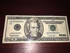 20 Dollar 1996 ...