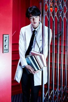 It be nice to have him as my gynecologist!!!