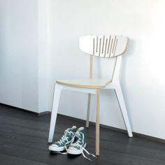 chaise LUNO design Andreas Kramer - LAPADD - objets de lutte contre les contraintes du quotidien LAPADD.com
