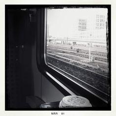 Way home - Train