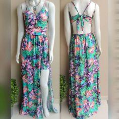 vestido-longo-estampado-decote-costas-short-embutido-fenda-floral-festa-bojo-comprar