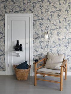 add: design / anna stenberg / lantligt på svanängen: Vi målar golv!