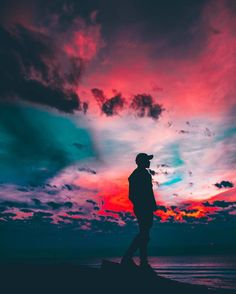Colourful, Dream-Like Photography by Brighton Galvin - UltraLinx