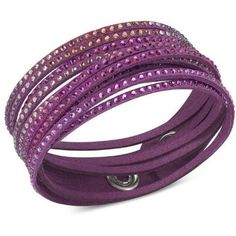 Best Bracelets For Women | Swarovski Crystal Slake Fuchsia Ruby Bracelet * You can find out more details at the link of the image.(It is Amazon affiliate link) #versagram