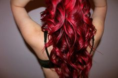 Hair |  Hairstyle Ideas.  Experiment with colour