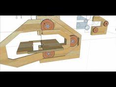 DIY Bandsaw, YouTube