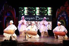 Gayan Bayan of Sattriya dance