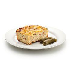 Šunkofleky recept | Roman Vaněk | Rohlík Chef Roman, Muffin, Pie, Breakfast, Desserts, Torte, Morning Coffee, Tailgate Desserts, Cake
