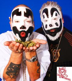 Insane Clown Posse for High Times Magazine  James Demaria Photography