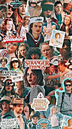 Fondo de pantalla especial Stranger Things