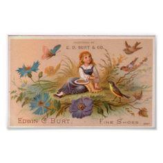 Vintage Soap Ad Print Poster