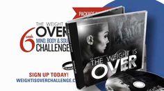 The Weight is Over Challenge - http://www.weightisoverchallenge.com