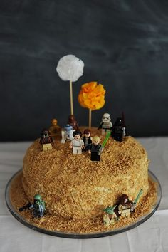 More than 40 of the coolest Star Wars birthday party ideas for your little Padawan