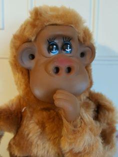 Takara Tomy As-14 Chimpanzee Figure Japan New Fine Craftsmanship Toys & Hobbies Animals & Dinosaurs