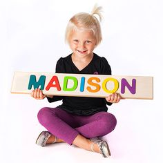 Personalized Name Puzzle - $26.95