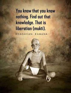 Spiritual Wisdom, Spiritual Awakening, Wisdom Quotes, Life Quotes, Consciousness Quotes, Advaita Vedanta, Ramana Maharshi, Wise People, Amazing Quotes