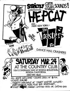 Country Club Flyer