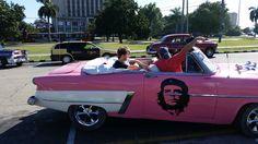 Classic car in Cuba!