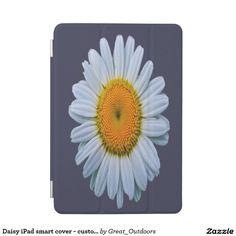 Daisy iPad smart cover - customizable colors