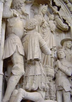 - 'Engelbrecht I and Jan IV van Nassau, Lords of Breda and the Lek', Grote Kerk, Breda, province of Noord-Brab. Chateau Medieval, Altar, Landsknecht, Early Middle Ages, Medieval Armor, Effigy, Sculpture, Kirchen, 15th Century