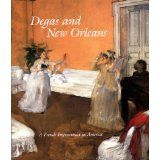 Degas and New Orleans ... have this book, interesting read on Degas' time & work in #NOLA (Extra tidbit: His NOLA house now a B and museum with guided tours)