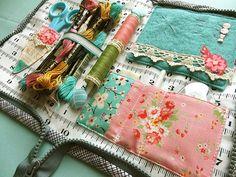 Sewing Case - so pretty