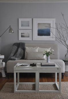 Caitlin Flemming Living Room // Sacramento Street