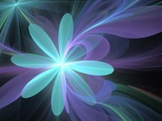 fractal art  - Greetings From Ethereal Realms
