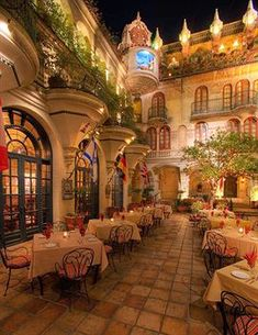 Mission Inn, Riverside, CA...Such a gorgeous place!! Love the patio at the Mission Inn Restaurant!
