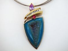 Custom Necklace Design - Naples, Fort Myers, Southwest Florida - Mark Loren Designs