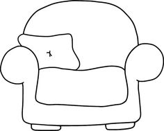 tv clipart black and white. black and white television. see more. ♥: comfy chair freebie tv clipart