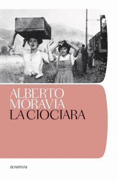 """Alberto Moravia """"La ciociara"""" (volume #28)"""