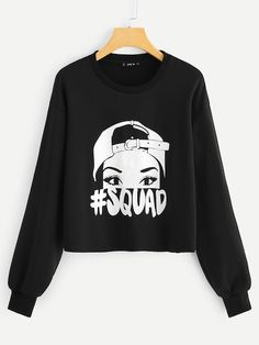 Affordable Clothing Websites You May Not Known About : cheap clothing websites Sweatshirts Online, Printed Sweatshirts, Hooded Sweatshirts, Funny Sweatshirts, Hoodies For Sale, Faux Leather Pants, Clothing Websites, Types Of Sleeves, Pants For Women