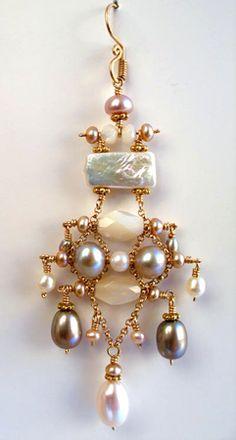 Vanessa Mellet Earrings